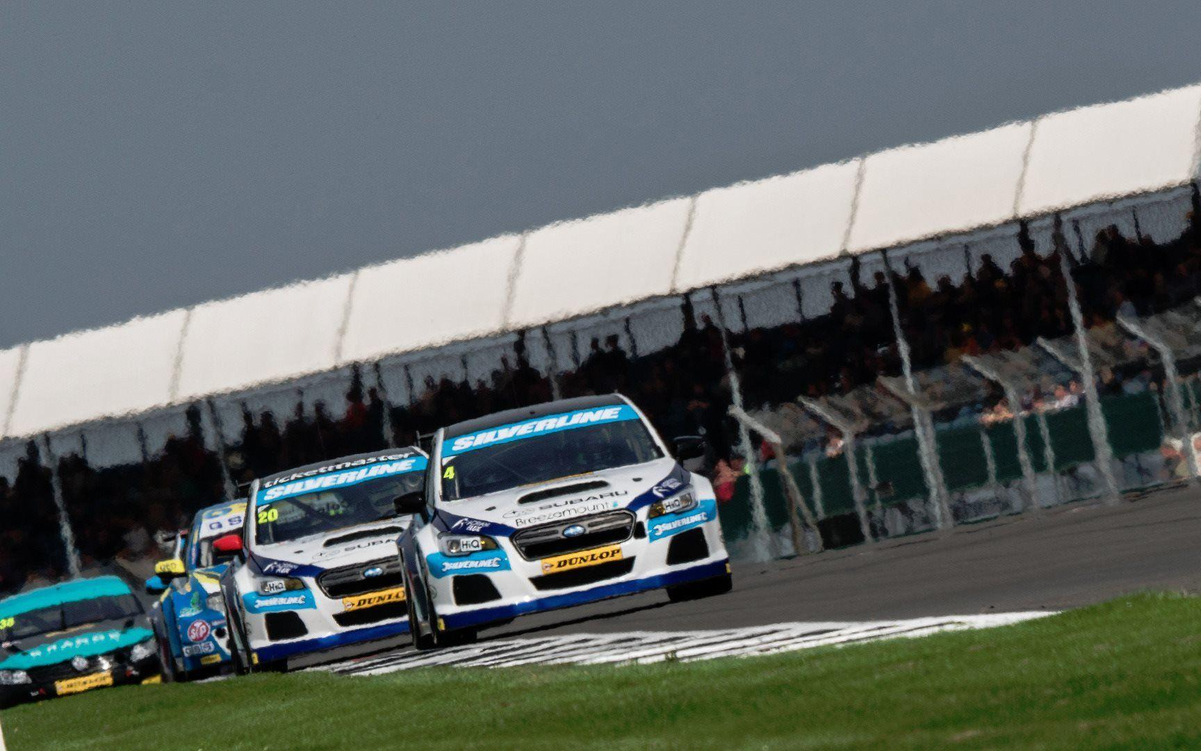 SILVERSTONE POINTS CONFIRM SEASON FINALE DUO